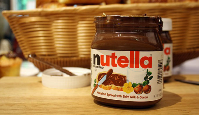 Türkiye'deki Nutella'ya da inceleme