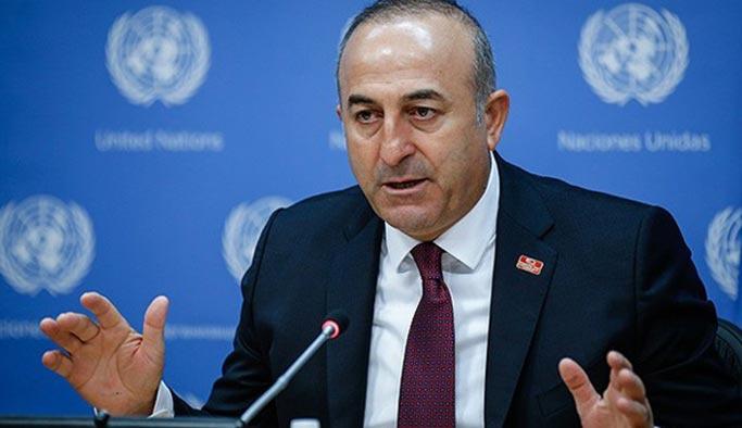 Masayı terk eden Rum lidere Türkiye'den sert tepki