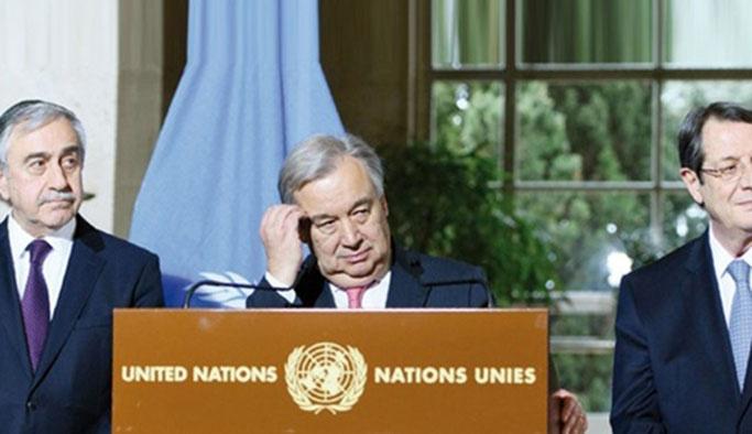 Türkiye, Kıbrıs şartlarından biri 'garantörlük'