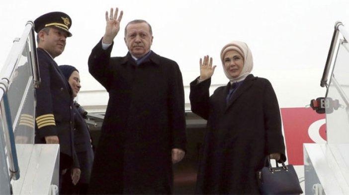 Yarışmanın ödülü 'Cumhurbaşkanı ile gezi'