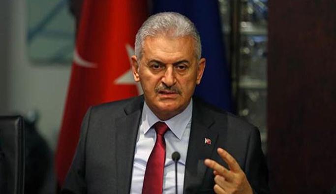 Başbakan Yıldırım'dan CHP'ye tepki