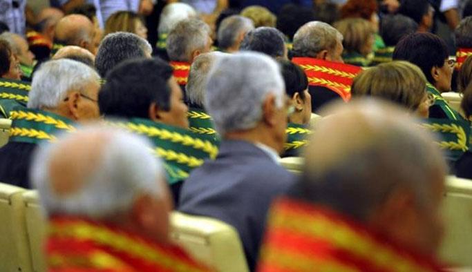 454 hakim ve savcının görev yeri değiştirildi