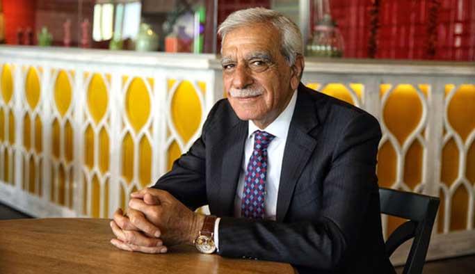 Ahmet Türk: Silah barış için araç olamaz