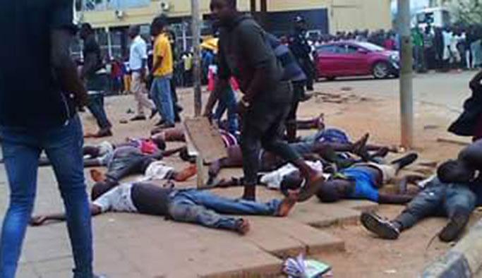 Angola'da futbol izdihamı: 17 ölü