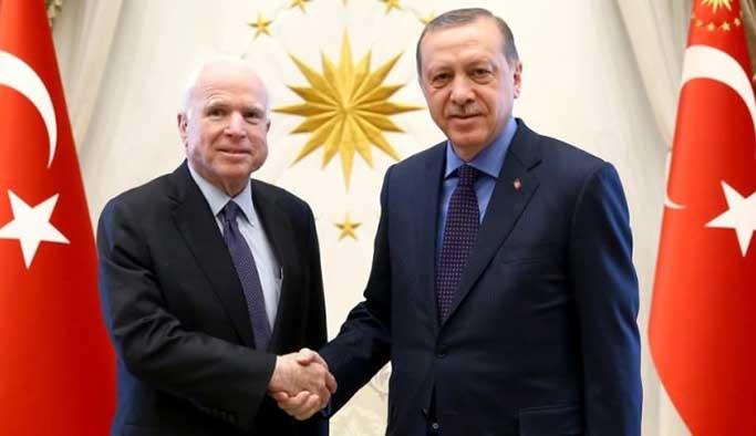 Ankara'daki sürpriz ziyaretçi konuştu