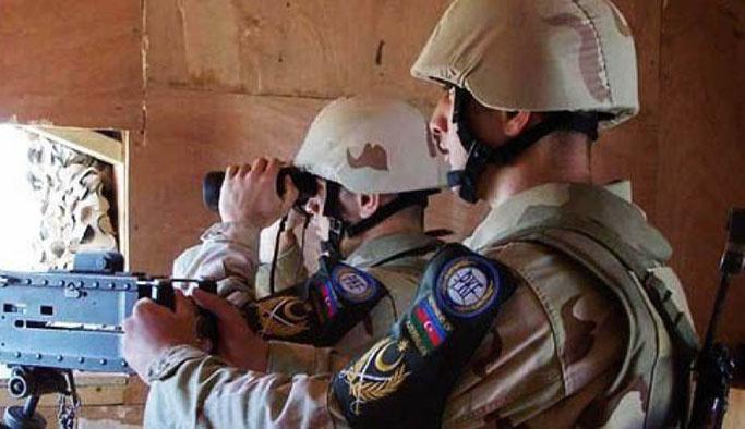Azerbaycan: Ermeni askerler püskürtüldü
