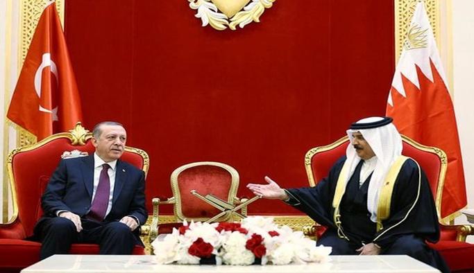 Bahreyn'den Türk müteahhitlere davet