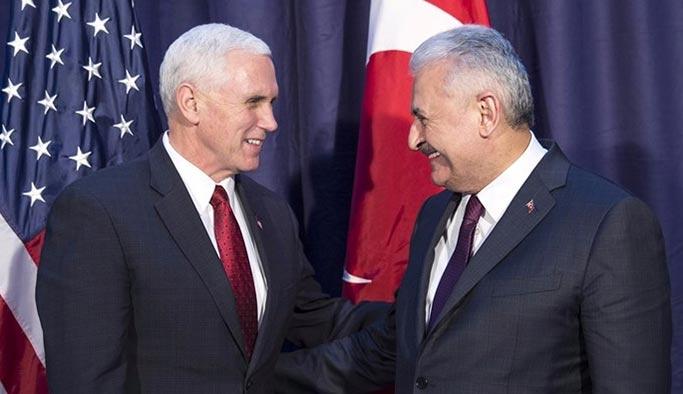 Başbakan Yıldırım: ABD ile yeni bir sayfa açıyoruz
