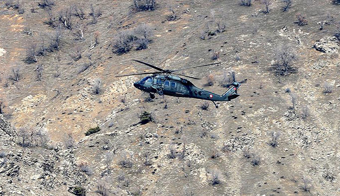 PKK'nın Bulanık ve Malazgirt grubu çökertildi