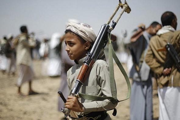BM: Yemen'de bin 476 çocuk asker var