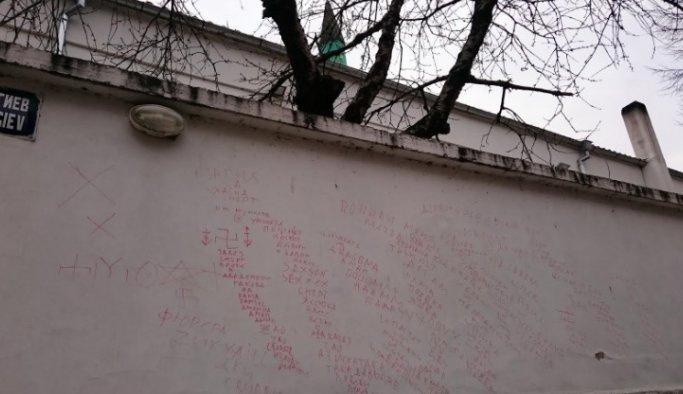 Bulgaristan'da cami vandalları tespit edildi