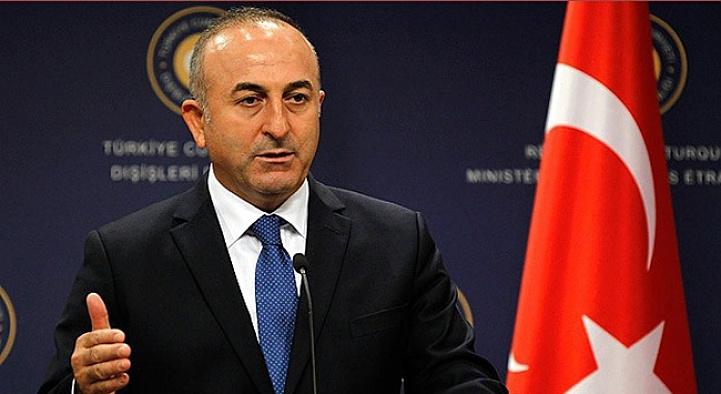 """Çavuşoğlu: Rakka'ya özel kuvvetlerimizi sokmamız gerekir"""""""