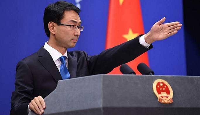 Çin'den İngiltere'ye Hong Kong tepkisi