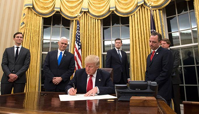 DEAŞ ile ilgili yeni plan Trump'a sunuldu