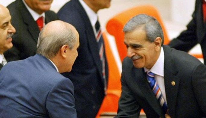 Devlet Bahçeli ile Ahmet Türk telefonla görüştü