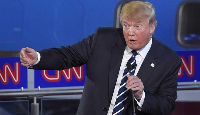 Trump: Ben dünyayı değil ABD'yi temsil ediyorum
