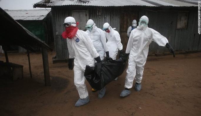 Ebola salgınına 'süper dağıtıcılar' neden oldu
