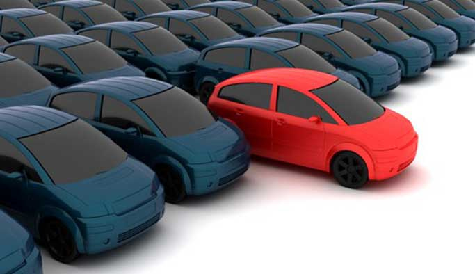 Ekonomide bir iyi haber de otomotiv sektöründen