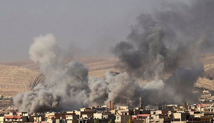 El Bab'da son durum: ÖSO şehir merkezinde ilerliyor
