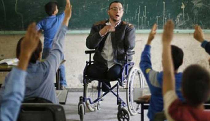 Engelli öğretmen atama başvuru süresi uzatıldı