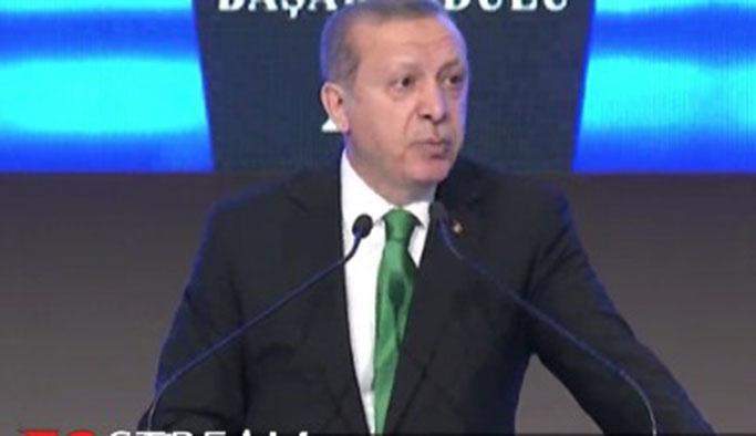Erdoğan: Halk beğenmedi mi 5 yıl içinde alaşağı eder