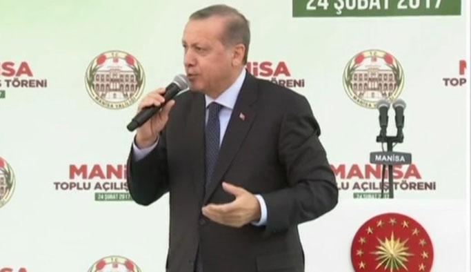 Erdoğan, Sezer'in engellediği bir ismi daha açıkladı
