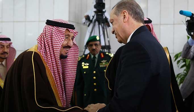 Erdoğan, Suudi Arabistan'dan Katar'a gitti