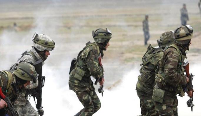 Ermeni askerlerinden Azerbaycan sınırında sabotaj girişimi