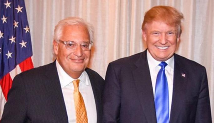 Eski büyükelçilerden Trump'a 'İsrail-Filistin' uyarısı