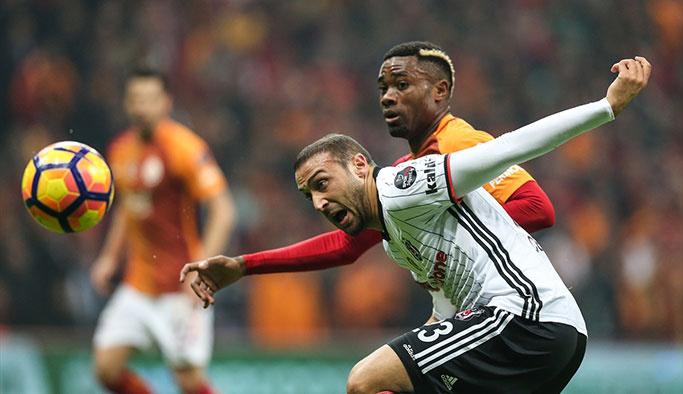 Galatasaray-Beşiktaş derbisinin galiba misafir takım oldu