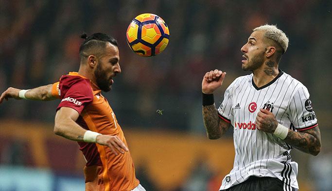 Galatasaray-Beşiktaş maçından detaylar