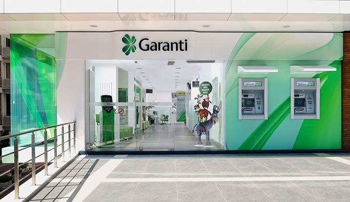 Garanti Bankası'nın yüzde 10'u İspanyollara satıldı
