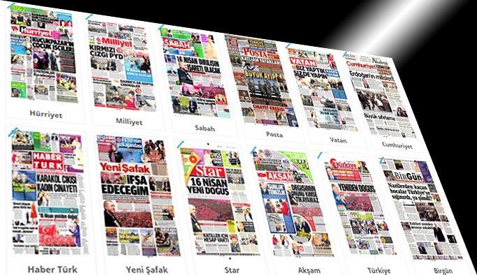 Gazetelerin bugünkü manşetleri - 20 Şubat 2017