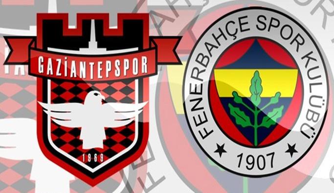 Gaziantepspor-Fenerbahçe maçından notlar