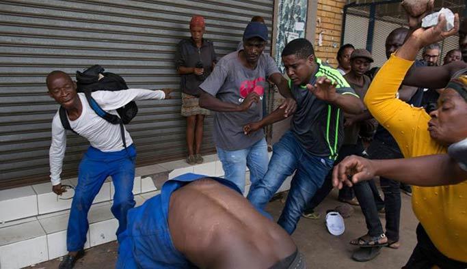 Güney Afrika'daki Nijeryalılar korku içinde