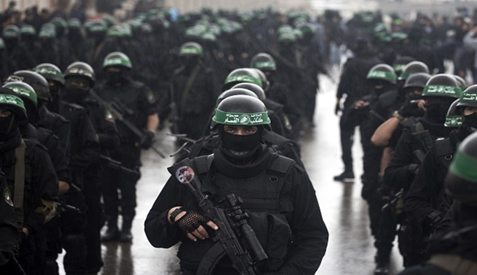 İsrail Hamas yöneticisini gözaltına aldı