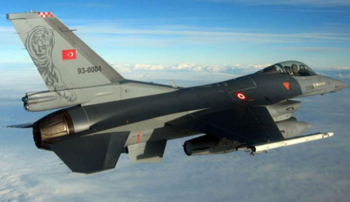 Hava harekatında 15 PKK'lı terörist öldürüldü