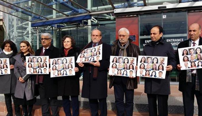 HDP, Avrupa İnsan Hakları Mahkemesi'ne başvurdu