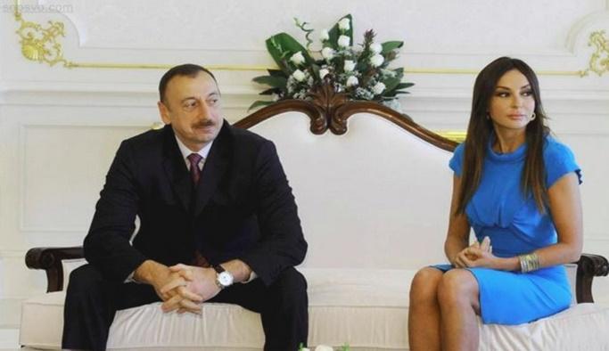 İlham Aliyev, eşini Cumhurbaşkanı yardımcısı olarak atadı