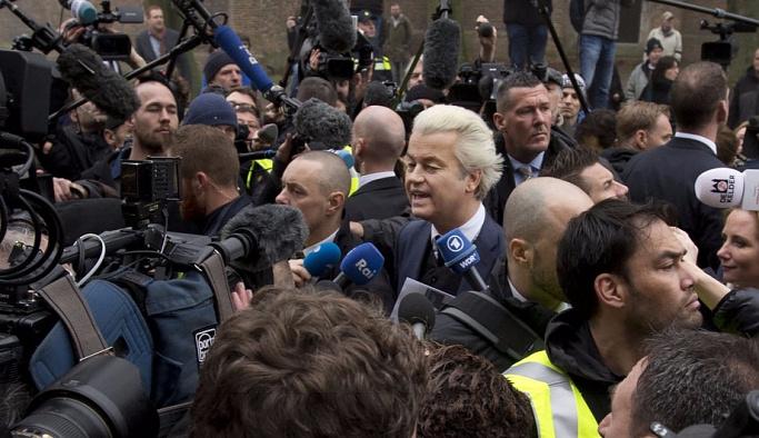 İslam düşmanı Wilders'ın uykularını kaçıracak gelişme