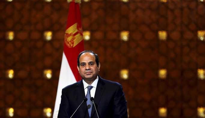 İsrail'e Filistinlileri çöle sürme teklifini Sisi yapmış