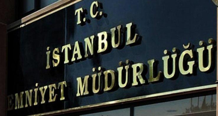 İstanbul'da açığa alınan polis sayısı açıklandı