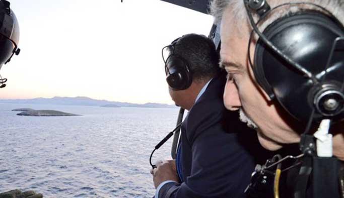 Kardak krizi ve Yunanistan'ın Ege'deki mesnetsiz iddiaları