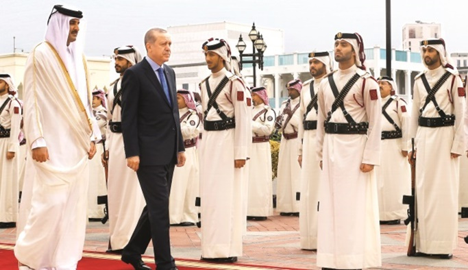 'Katar kara gün dostu olduğunu gösterdi'