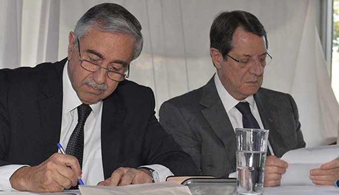 Kıbrıs'ta kriz: Masa dağıldı!
