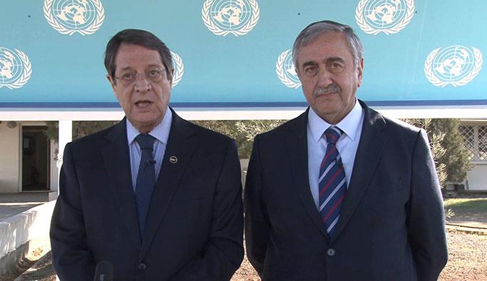 Kıbrıs'ta kriz: Türk tarafı görüşmelere katılmayacak