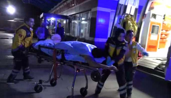 Konya'da bir Suriyeli katledildi