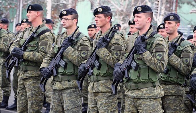 Kosova ordu kuruyor