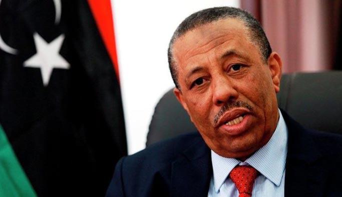 Libya'da Başbakanın konvoyuna saldırı