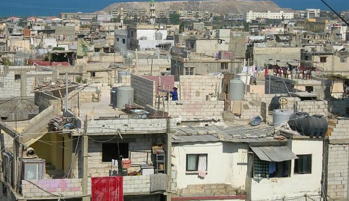 Lübnan'daki Filistinli mülteci kampında çatışma